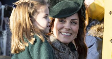 How Princess Charlotte Is Taking After Mom Kate