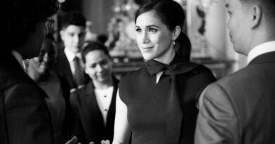 Meghan Markle Last Engagement As Royal