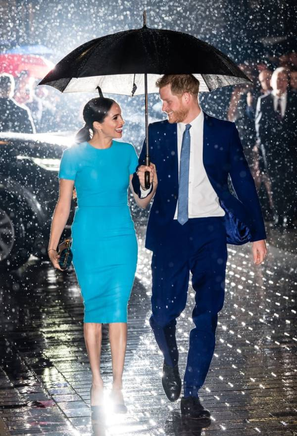Harry and Meghan Endeavour Fund Awards