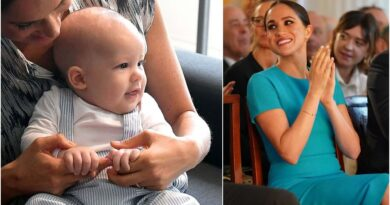 Meghan Shared Sweet Update On Son Archie