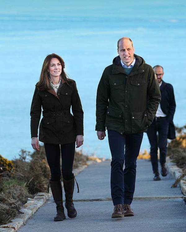Prince William and Kate Ireland Tour