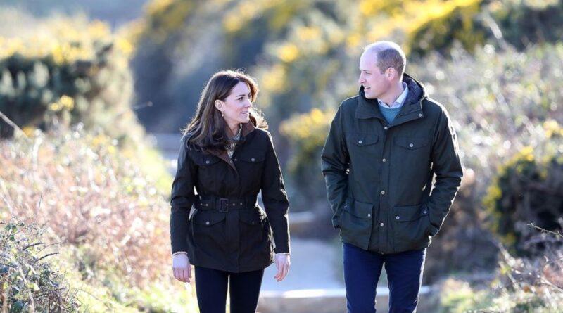 Prince William and Kate Ireland Tour