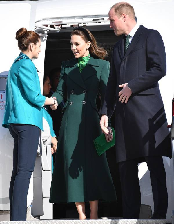 Prince William and Kate arrive in Ireland (3)