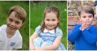 George, Charlotte And Louis Easter Tradition Revealed