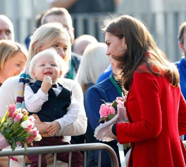 Kate Middleton Northern Ireland