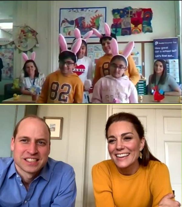 Kate Revealed How William And George Will Spend Easter