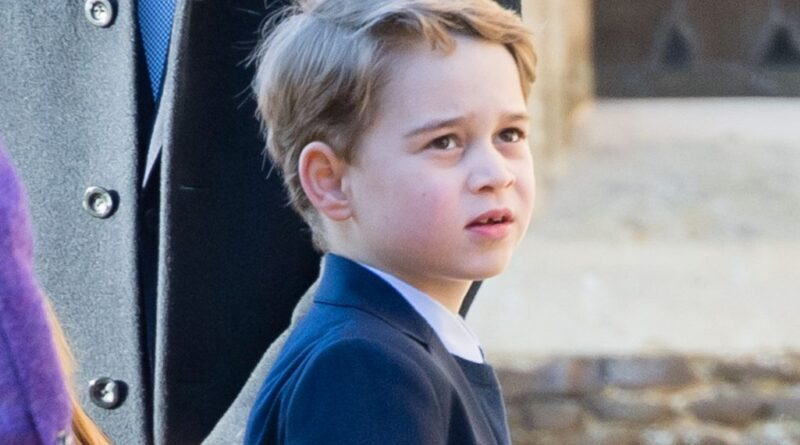 Prince George New Title