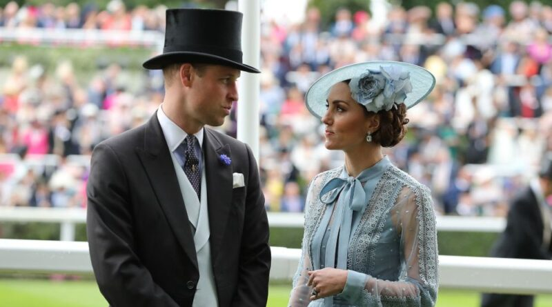 Prince William And Kate Royal Ascot Cancelled
