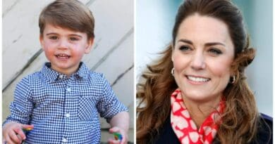 Prince looks a lot like his mother Kate Middleton
