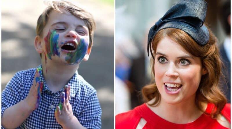 Princess Eugenie's Reaction To Prince Louis Birthday Photos