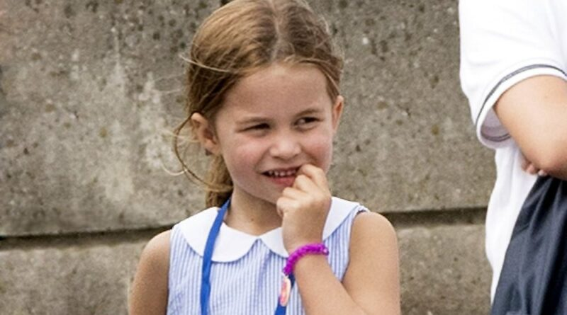 The Four Nicknames That Princess Charlotte Has
