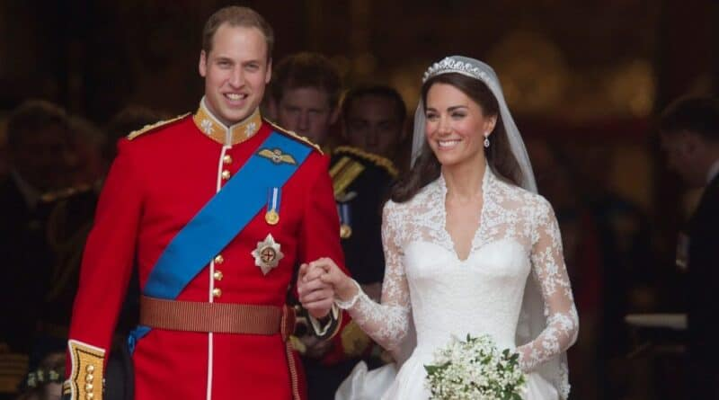 William And Kate Share New Photo To Mark 9th Wedding Anniversary