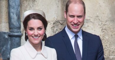 William And Kate Shared Easter Photo Taken At Their Kensington Palace Home