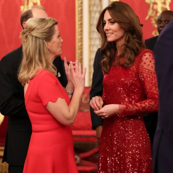 Duchess Kate And Countess Of Wessex Joined Forces To Mark Special Day Duchess Kate And Countess Of Wessex Join Forces To Mark Special Day Duchess Kate And Countess Of Wessex Join Forces To Mark Special Day International Nurses Day