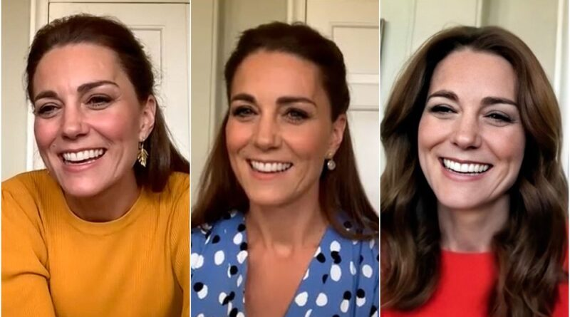 Kate Middleton Has Been Sending Secret Message With Her Lockdown Outfits
