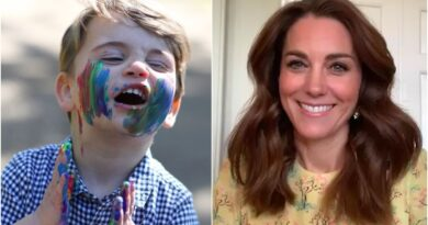 Kate Gives Behind-The-Scenes Details Of Louis Birthday Photos