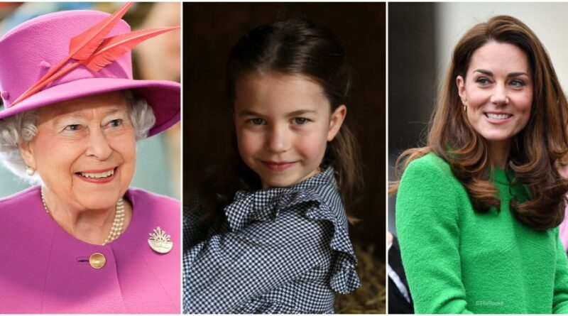 The One Trait The Queen, Kate And Charlotte Share