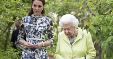 The Queen Showed Her Support For Duchess Kate's New Project