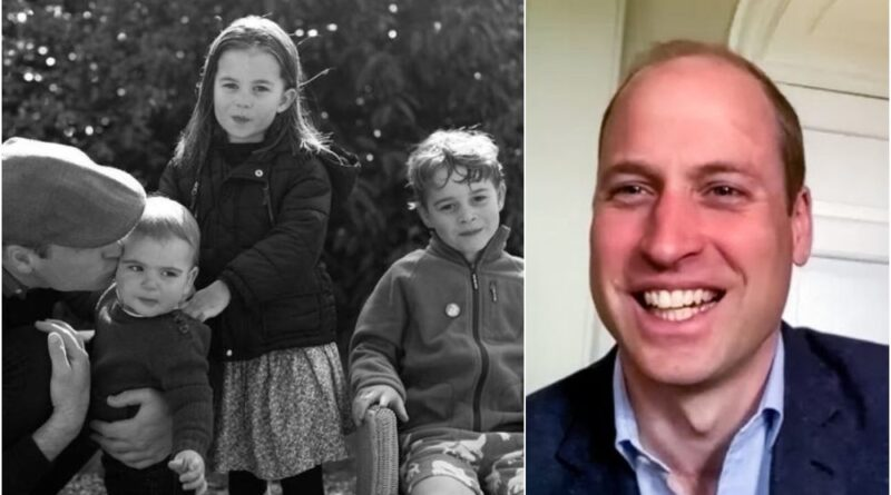 William Reveals What Makes Dinner With George, Charlotte And Louis A 'Success'