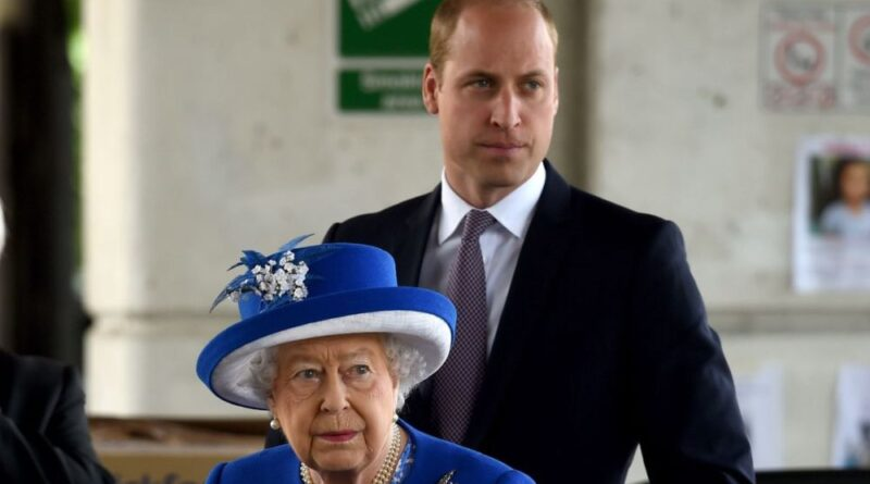 How Prince William Quit Dream Job Due To The Queen-fire-in-London