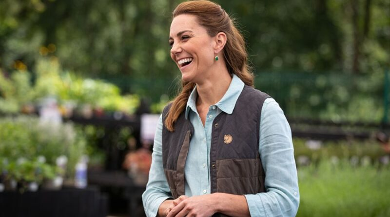 Duchess Kate Stepped Out For Her First In-Person Engagement Since Lockdown Visit to Fakenham Garden Centre