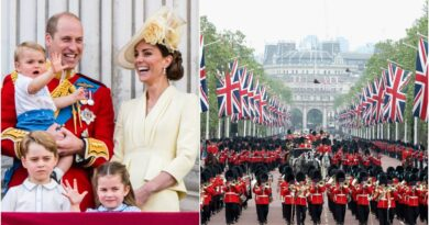 How William, Kate And The Kids Will Watch The Trooping The Colour Celebrations