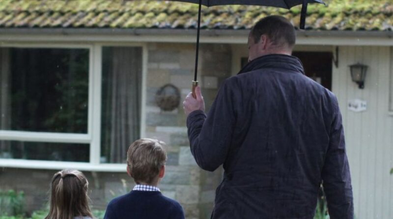 New Photo Of George And Charlotte Volunteering With Dad William Released