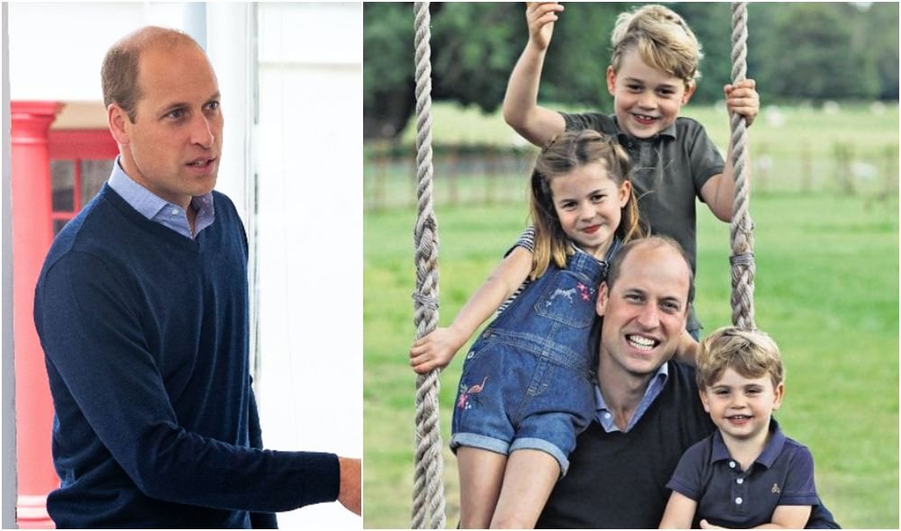 New Photo Of Prince William Released To Mark 38th Birthday