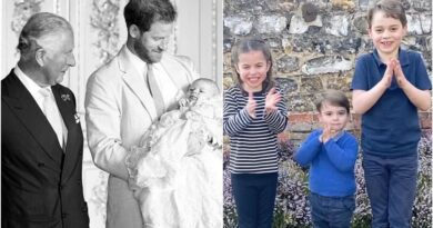 Prince Charles Makes A Pledge To His Four Grandchildren