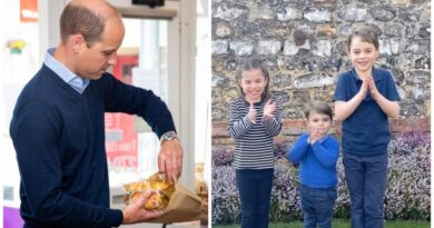 Prince William Talks About George And Charlotte Baking Sessions