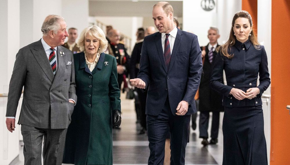 How Kate Helped Heal Prince William And Prince Charles Relationship