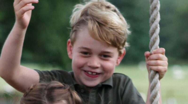 Prince George's Godmother Talks What He Is Really Like At Home