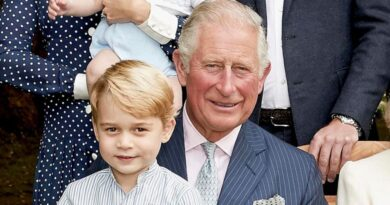 Prince George Has The Funniest Nickname For Prince Charles