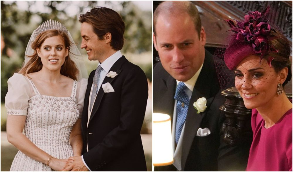 Why Prince William And Kate Didn T Attend Princess Beatrice Wedding