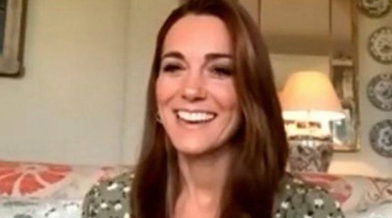 Duchess Of Cambridge Makes Surprise Appearance In New Video Hold Still