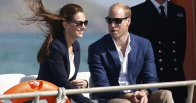 Prince William Recreates Childhood Vacation With Kate, George, Charlotte And Louis