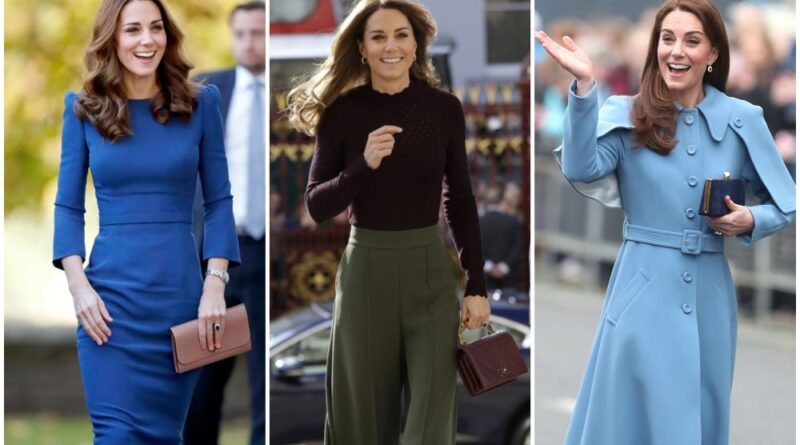 The Reason Why Duchess Kate Always Carries Her Bag In Her Left Hand