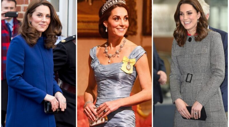 Kate Uses This Trick To Ensure She Never Looks Awkward