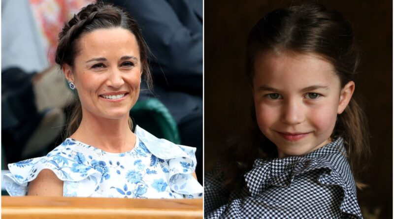 The Very Special Connection Between Princess Charlotte And Aunt Pippa
