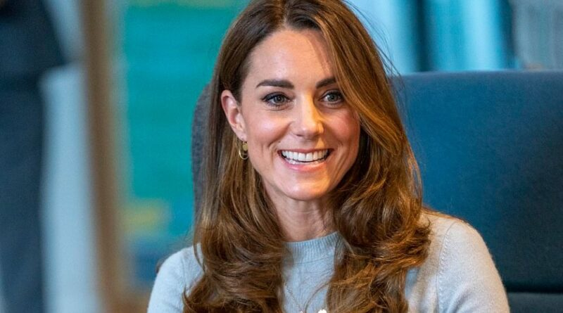 Duchess Kate Visits University Students As Thousands Trapped In COVID Chaos