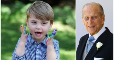 Prince Philip New Hobby That Connects Him To Prince Louis (1)
