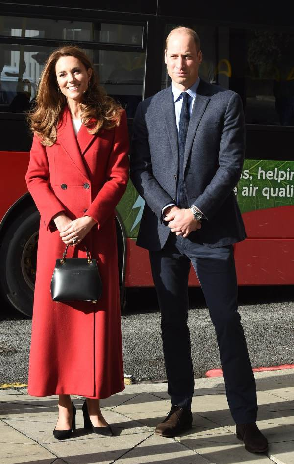 Prince William Joins Wife Kate To Launch Hold Still 2020 Exhibition