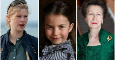Princess Charlotte's Advantage Over Lady Louise And Princess Anne