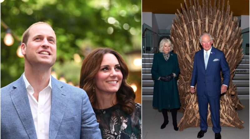 Why Prince Charles And Camilla Latest Visit Might Make William And Kate A Little Jealous