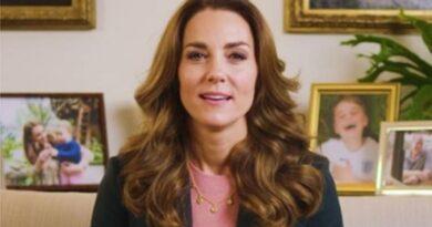 Duchess Kate New Video Message