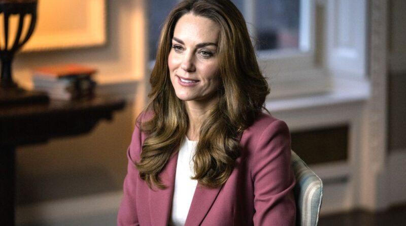 Duchess Of Cambridge Delivers 'Milestone Moment' Speech