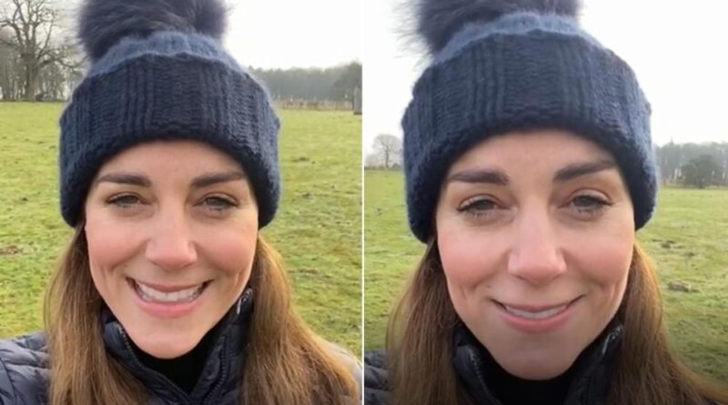 Duchess of Cambridge Reaches Out To Parent In Surprise Selfie Video