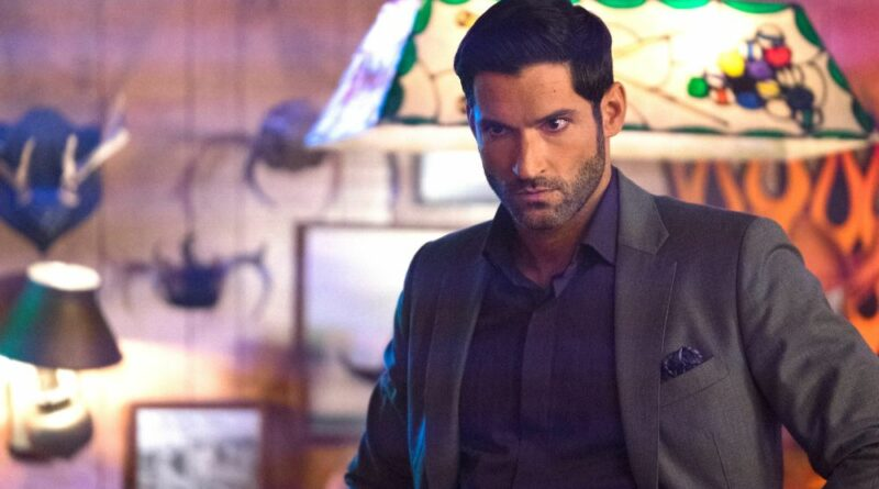 How Exactly Tom Ellis Landed The Lucifer Morningstar Role