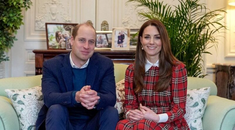 Prince William And Kate Celebrate Burns Night With Surprise Video Message