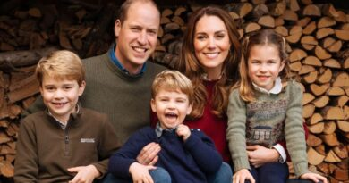Prince William Kate George Charlotte Louis
